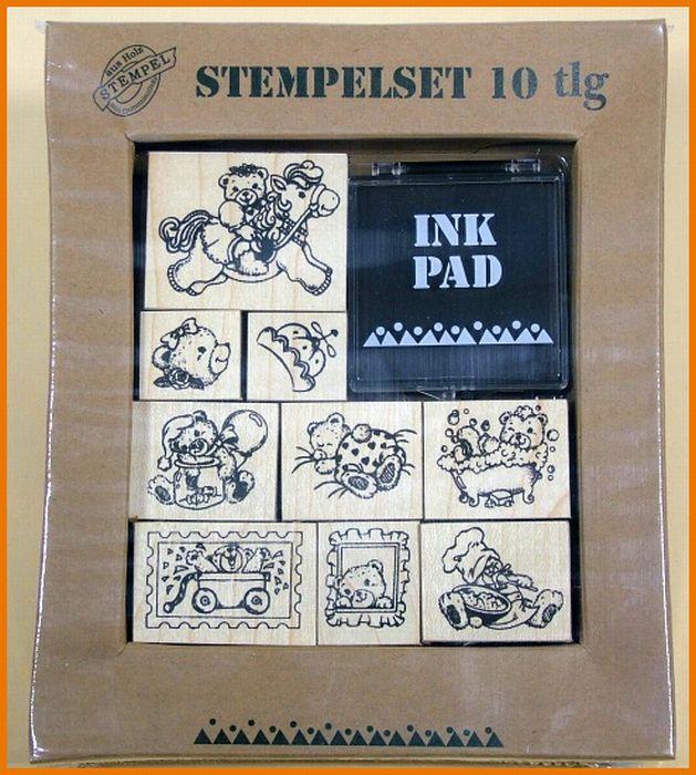 1989candy Silikon-Stempel transparent transparent mit Stanzformen für Ba //Neu