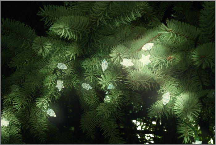 solar lichterkette mit 30 sternen weihnachten stern neu baum led. Black Bedroom Furniture Sets. Home Design Ideas
