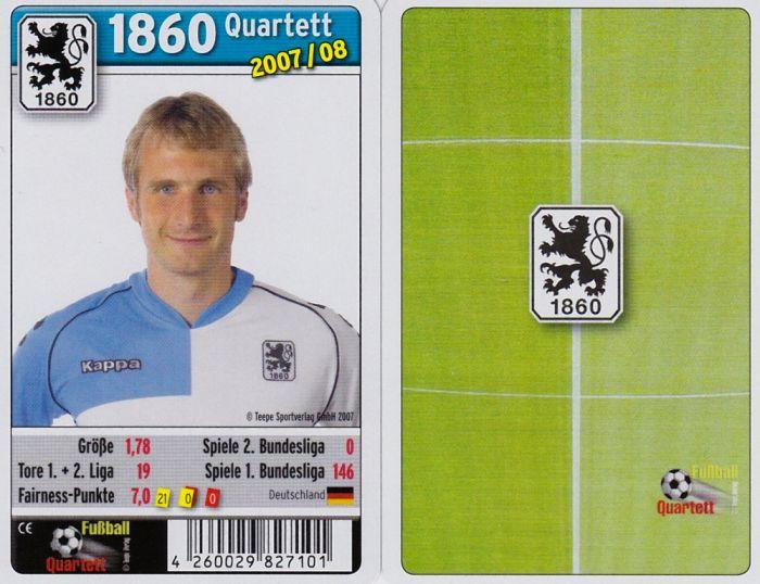 Werder Bremen Quartett 2006//07 Kartenspiel Karten Neu OVP Bundesliga Fussball