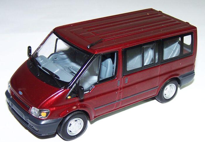 Ford Transit V Euroline  Bus Minichamps Modell 1:43 Mod 2000-2006 9 Sitzer Neu