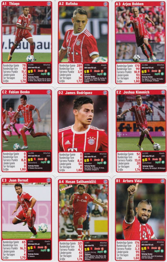 Fc Bayern München Karten