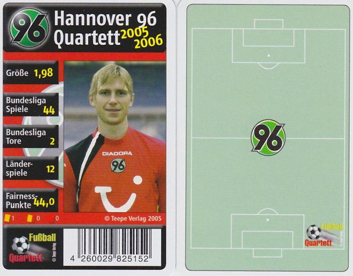 Karten Hannover 96