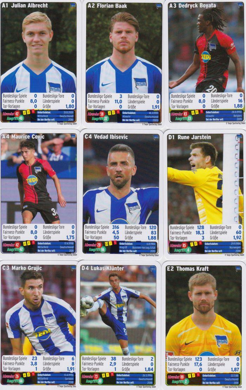 Karten Hertha Bsc