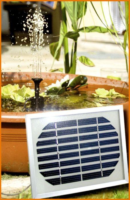 solar pumpenset pumpe springbrunnen teichpumpe elba restposten sonderposten. Black Bedroom Furniture Sets. Home Design Ideas
